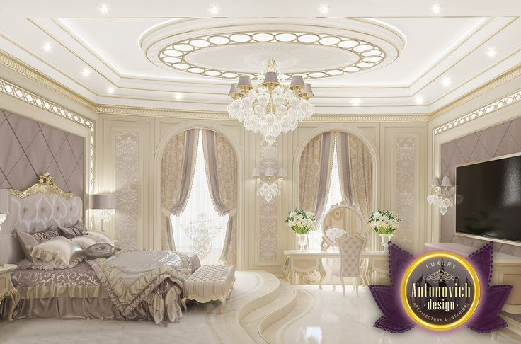 Gorgeous and Luxury Bedroom! Inspirational idea for your home! #luxuryhome…