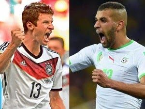 sur-toutes-les langues: L'Allemagne reste l'Allemagne face à l' Algérie