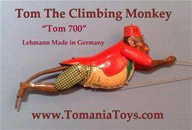 "Tom The Climbing Monkey ""Tom 700"" Lehmann"