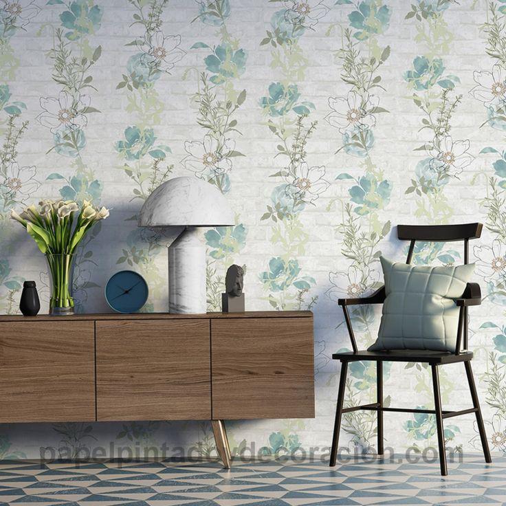 Las 25 mejores ideas sobre textura rugosa en pinterest for Papel pintado decorativo