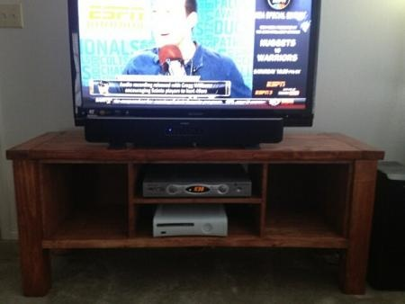 103 best images about wood pallet projects on pinterest for Diy pallet tv stand instructions