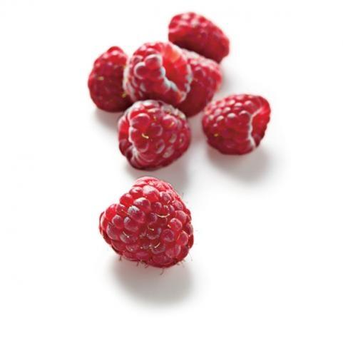 HIGH FIBER FOOD #2: RASPBERRIES (1 CUP)  8 g fiber   64 calories  These berries are high in cancer-fighting ellagic acid.