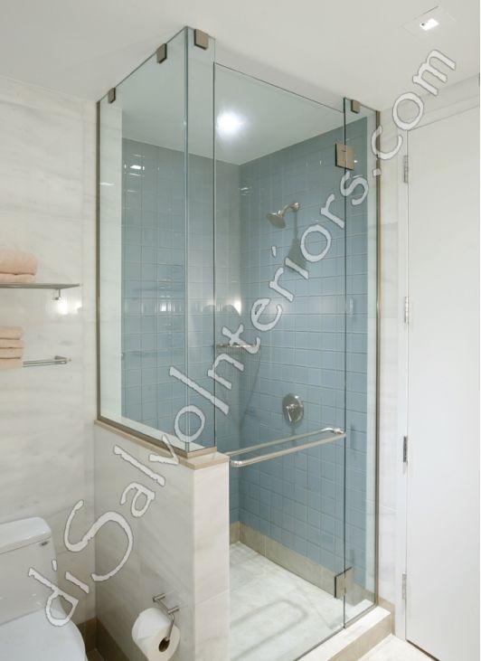 Shower Enclosure  Home And Garden Design Ideas