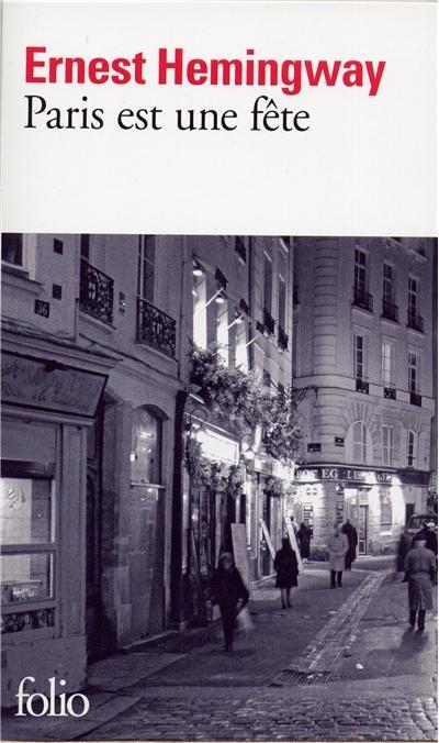 A lire - Paris est une fête - Ernest https://www.instagram.com/p/BMyHFWSAxFP/Hemingway - Roman