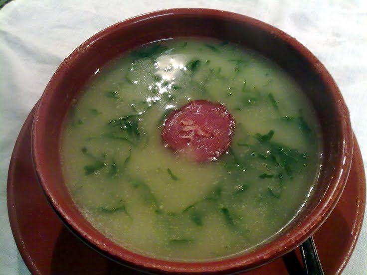 "... portuguese recipes"" @allthecooks #recipe #soup #kale #portuguese #easy"