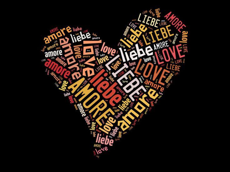 Love - Liebe - Amore