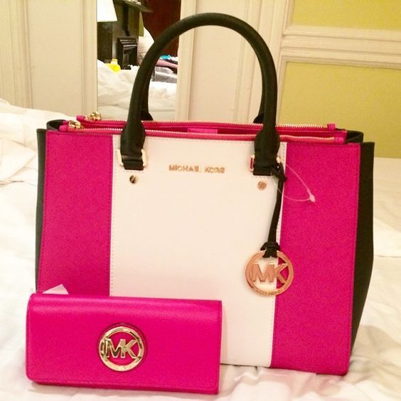 2016 Latest #Michael #Kors #Handbags Only $64.99, Buy Cheap MK Handbags For This Site, Press Picture Link Get It Immediately! Not Long Time For Cheapest.