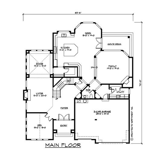 156 best House Plans images on Pinterest | Home plans, Architecture ...