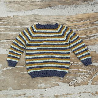 Warm knit for cool kids