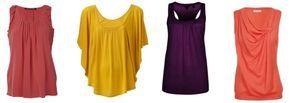 Modelos de ropa que ayudan a ocultar tu vientre si eres gordita - Gorditas
