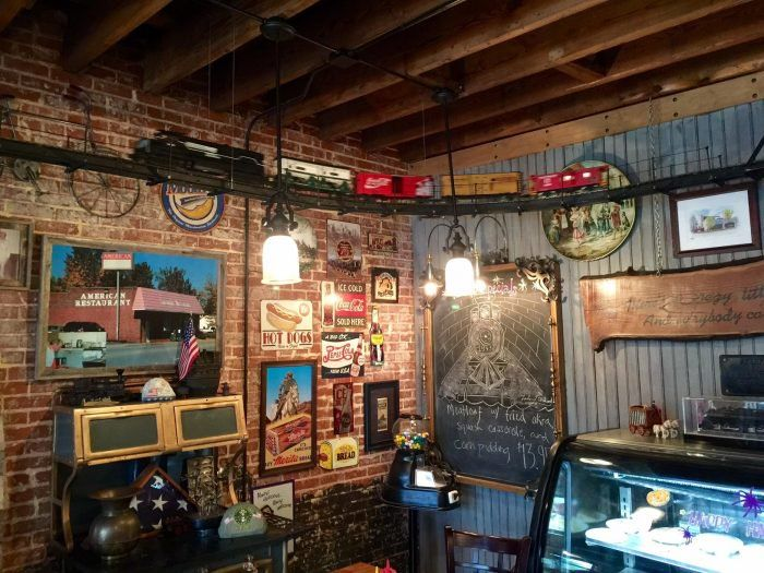 The Train Themed Restaurant In South Carolina That Will Make You Feel Like A Kid Again American Cafe South Carolina Travel South Carolina