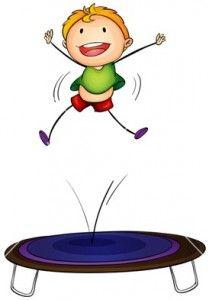jeux de trampoline