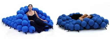Sensory bed/chair