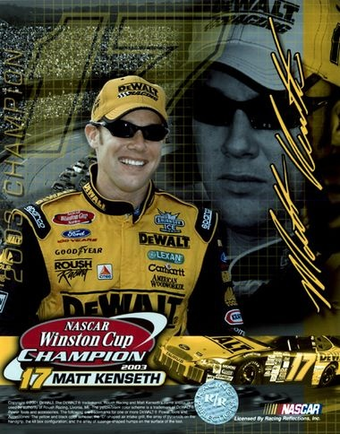 Matt Kenseth-have this one on the wall