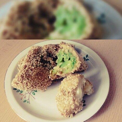 Crispy broccoli