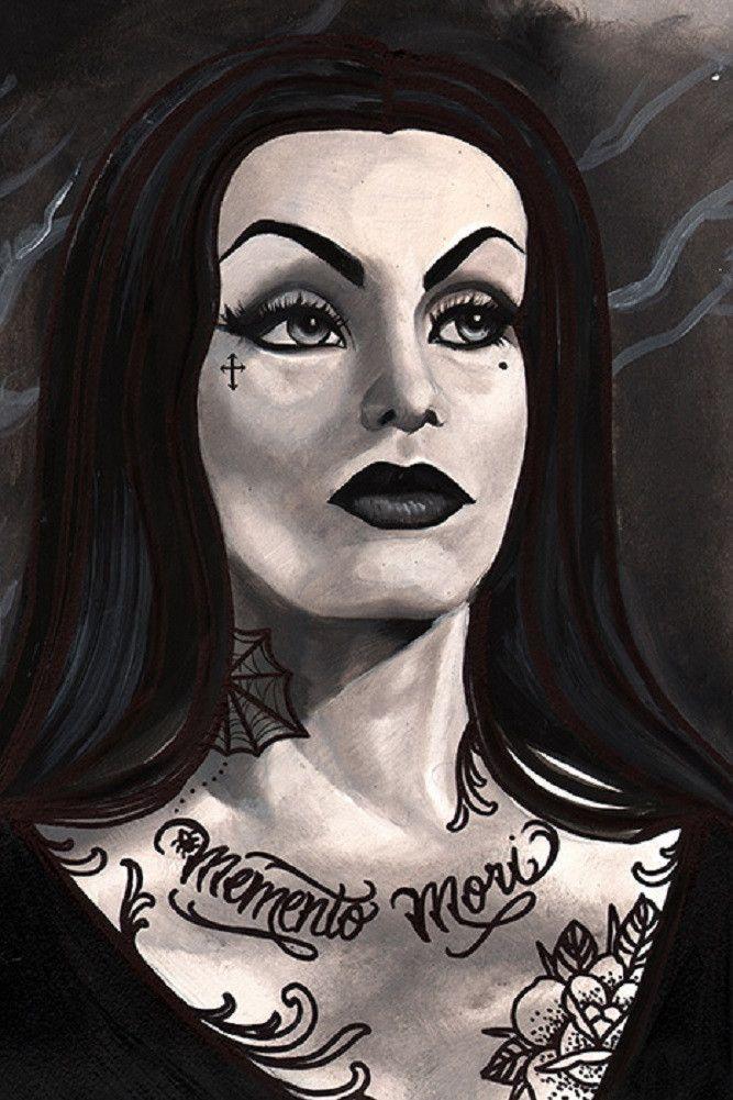 Vampira Tattoo 513 best vampires imag...