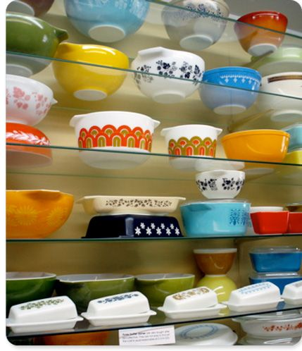 Got to have a bit of pyrex in your life