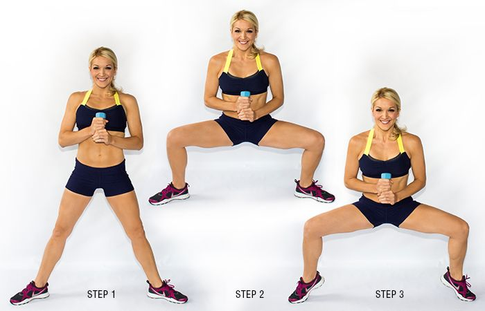 Try these thigh thinning, butt lifting moves to shape your legs and tush!