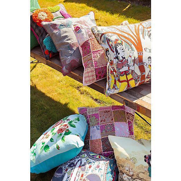 Floor Pillows Anthropologie : LODSH kussen (50x50cm)? Bestel nu bij wehkamp.nl Pillows & Cushions Pinterest