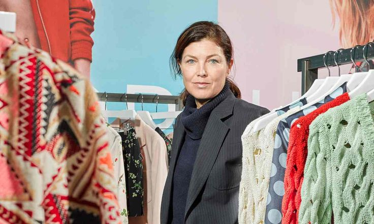 Kate Phelan: 'Some elements of the way I dress have been constant since I was a teenager.'