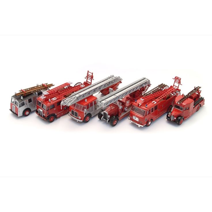 150 Years of London Fire Appliances Limited Edition. Six iconic fire appliances from across the years make up this Limited Edition 6-piece set celebrating 150 years of their use by the London Fire Brigade. Each has been expertly modelled to 1:76 scale and carefully die-cast to create a collection par excellence.