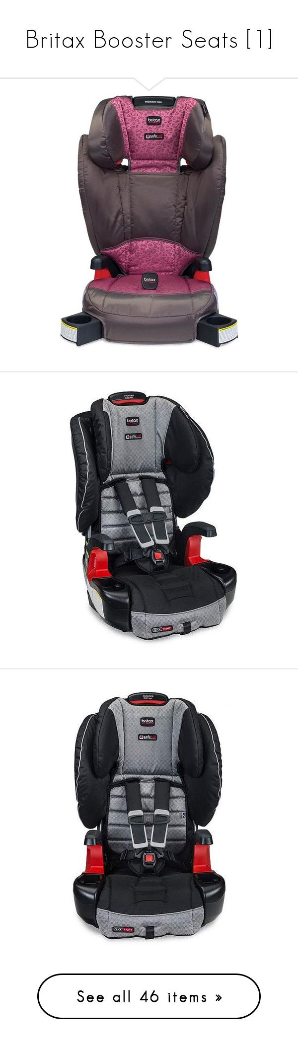 """""""Britax Booster Seats [1]"""" by buildyourown ❤ liked on Polyvore featuring car seat, baby, baby stuff, kids, babie, kaleidoscope and green"""