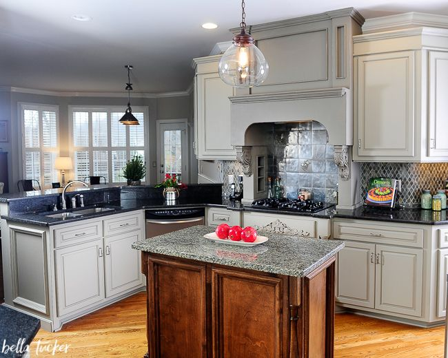 Cabinets painted in Sherwin Williams Intellectual Gray. 17 best ideas about Sherwin Williams Gray on Pinterest   Gray