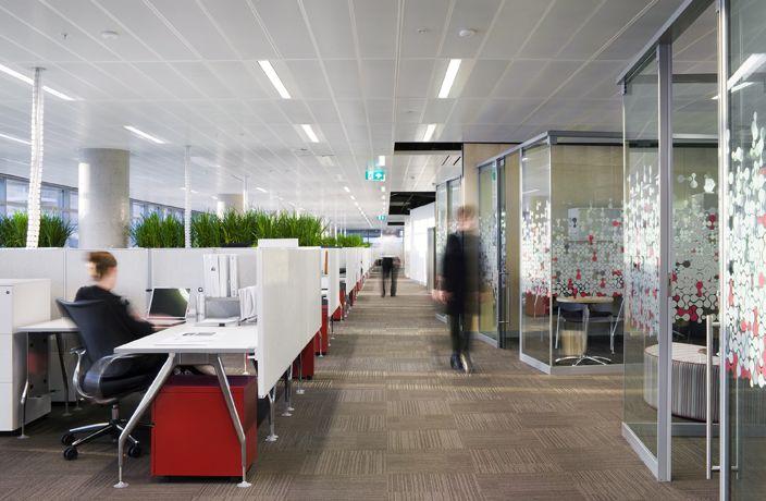 Fujitsu Head Office, Melbourne Docklands, Victoria, Woodhead