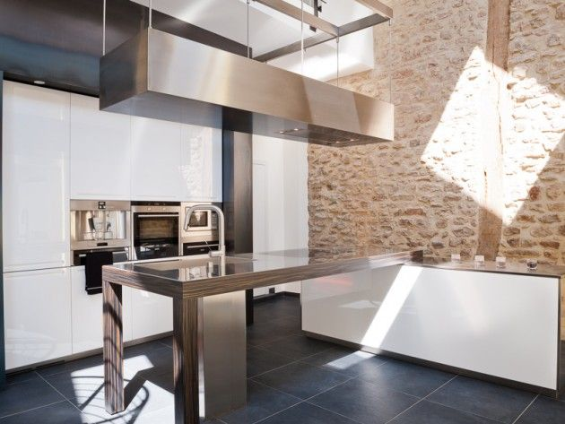 13 best Hotte images on Pinterest Cooking food, Exhaust hood and - hotte aspirante sans evacuation exterieure