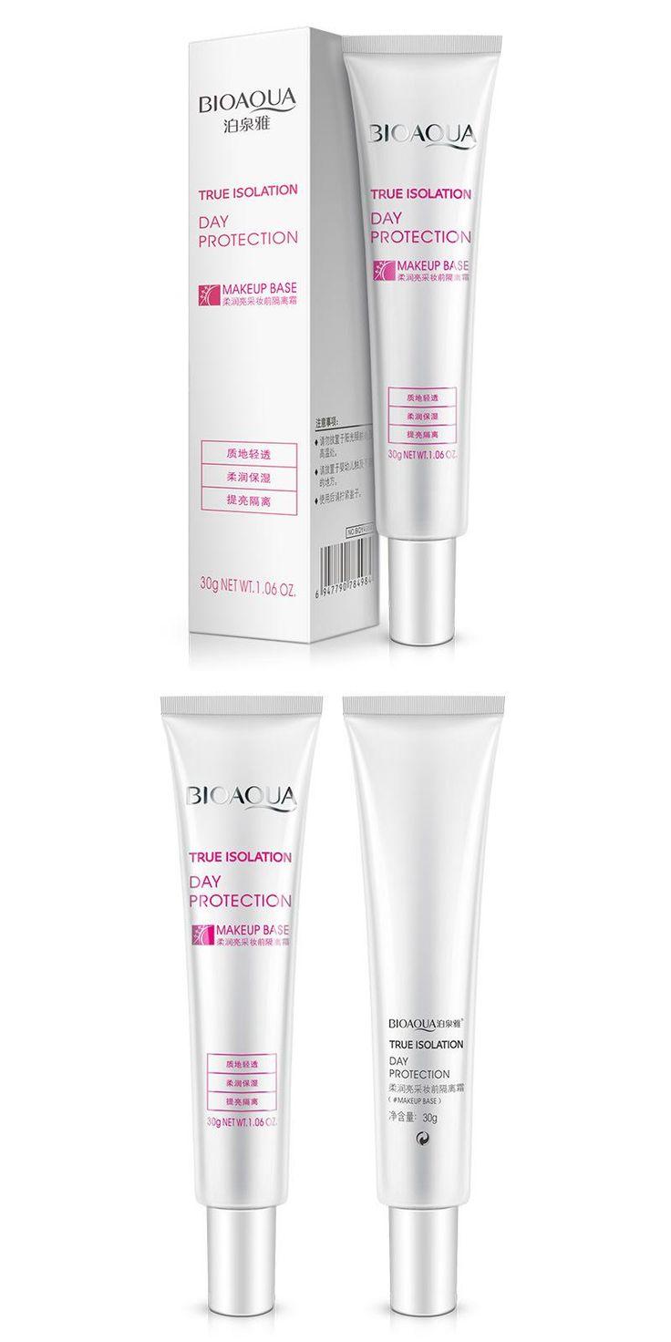 [Visit to Buy] Professional Face Primer Makeup Base Liquid Foundation Oil-control Moisturizing Whitening brighten Concealer Primer for face #Advertisement