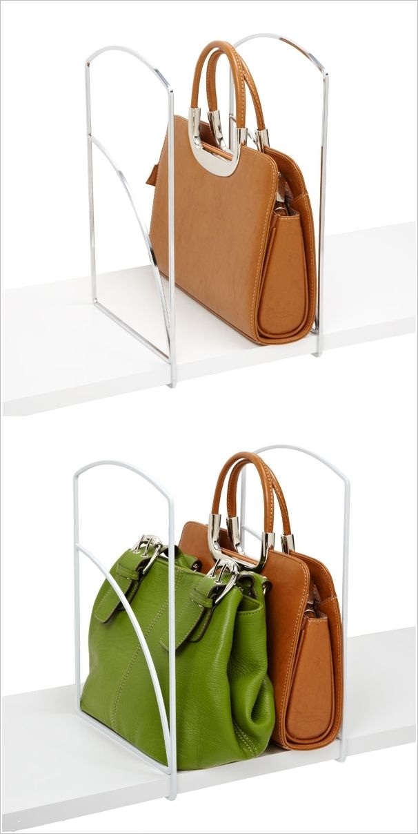 Amazing Interior Design 17 Clever Handbag Storage Ideas And Solutions