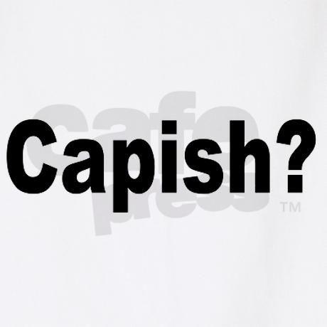 Italian Capish BBQ Apron