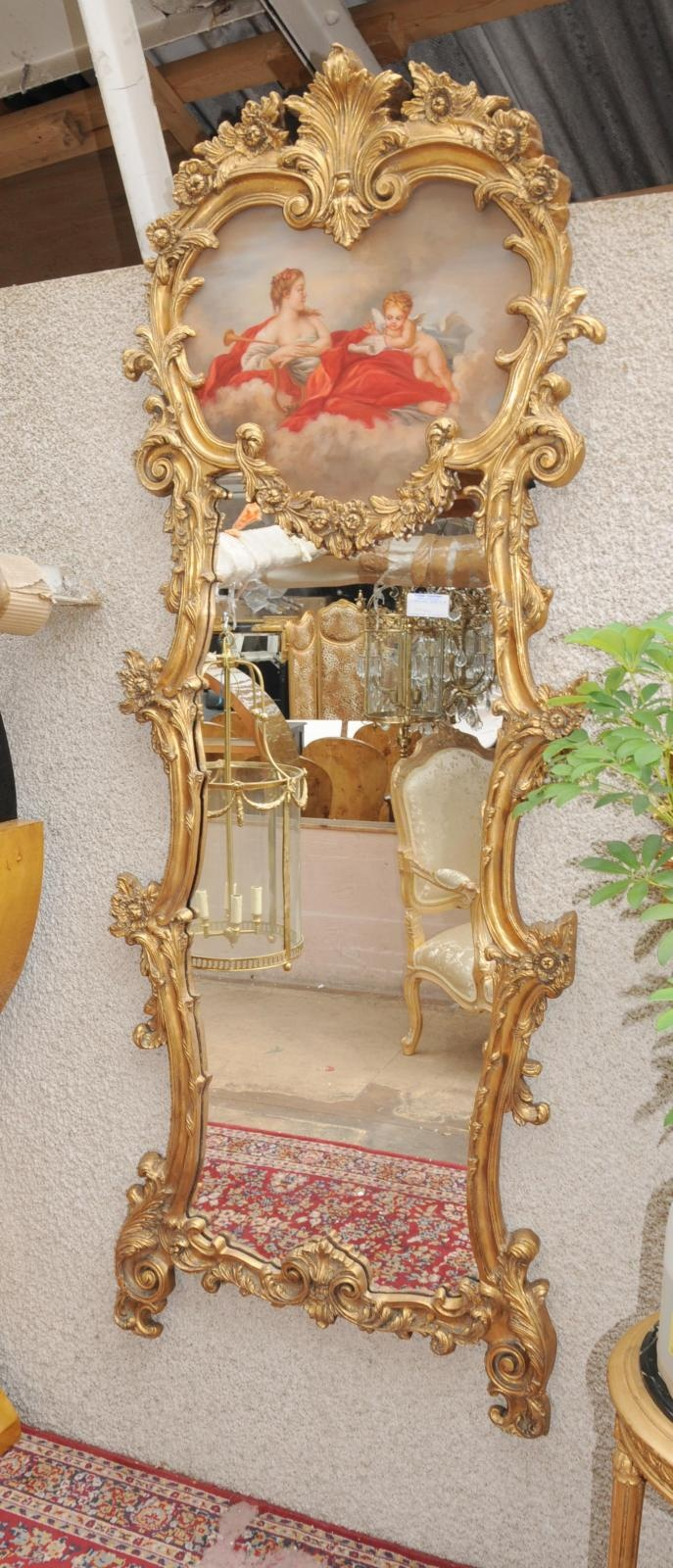 84 best mirror images on pinterest rococo mirrors and mirror mirror antique mirrors antique frames beautiful mirrors painted dressers mirror mirror rococo baroque wall decorations luxury amipublicfo Gallery