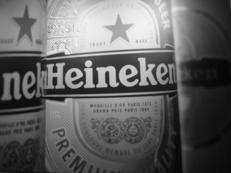 HEINEKEN anyone?