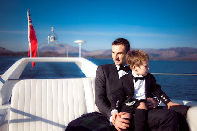 like father like son classy suits boy