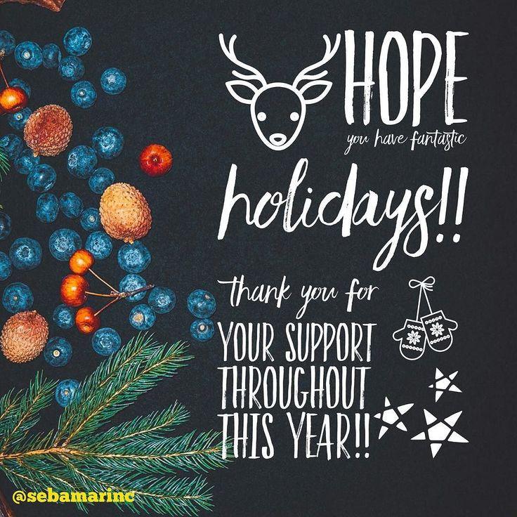Happy Holidays you guys! . . . . . #christmas #christmastree #holidays #navidad #añonuevo #newyearseve #newyear #oporrak #jaiak #sebamarin #i #quotes #quotestoliveby #quote #hi #salute #vacaciones #2017 #2018 #family #together #work #hustle #marketing #digital #digitalmarketing #hope #santa #santaclaus