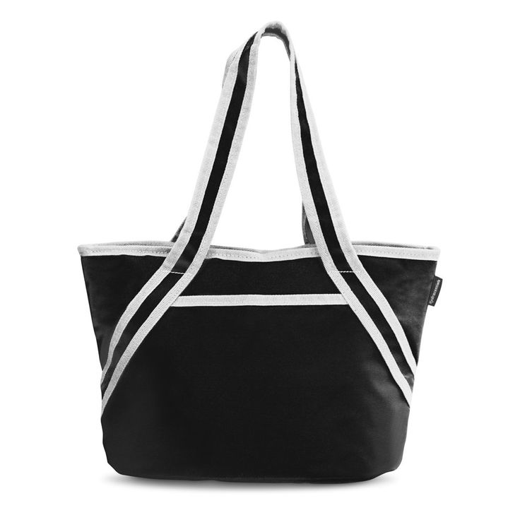 Amazon.com: Hydracentials Stylish On The Go Lunch Tote, Black: Kitchen & Dining