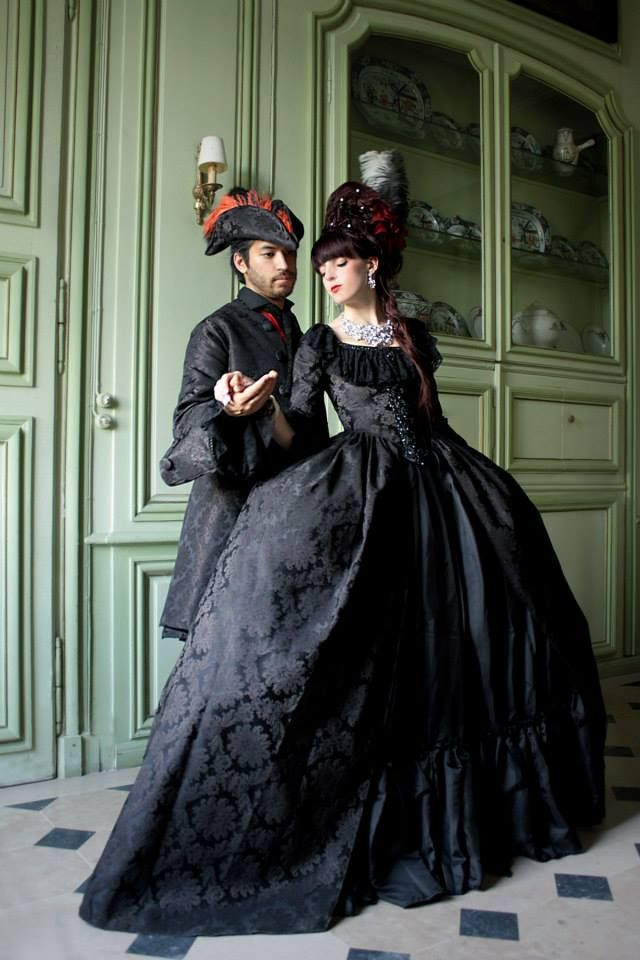 Costumes XVIIIè siècle, Les Corsets De Lola, 2013 Photo : Laura Monpeurt