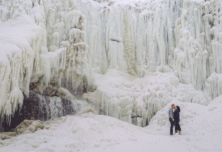 Winter Themed Engagement Shoot!