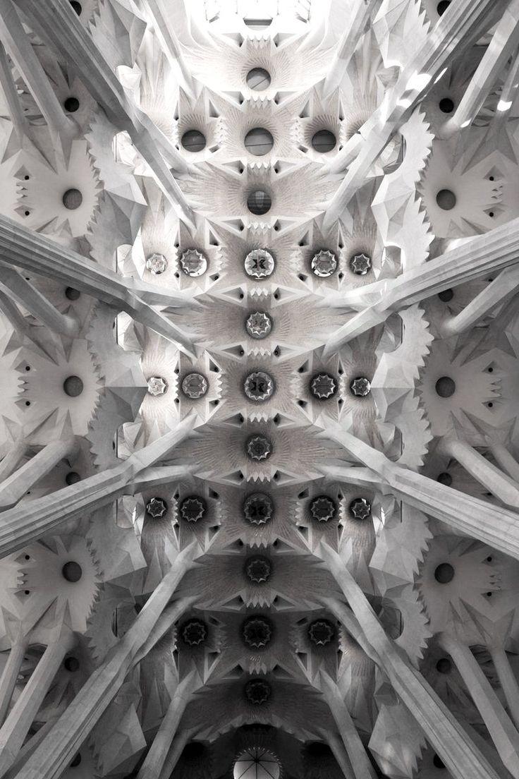 Antoni Gaudi - LaSagradaFamilia - Barcelona