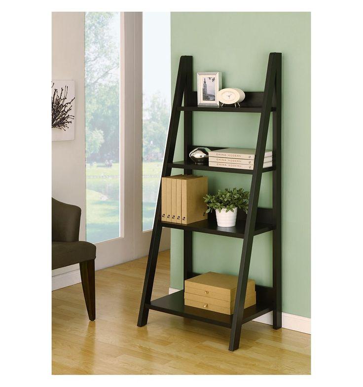 M s de 25 ideas incre bles sobre escritorio tipo escalera for Librero escalera