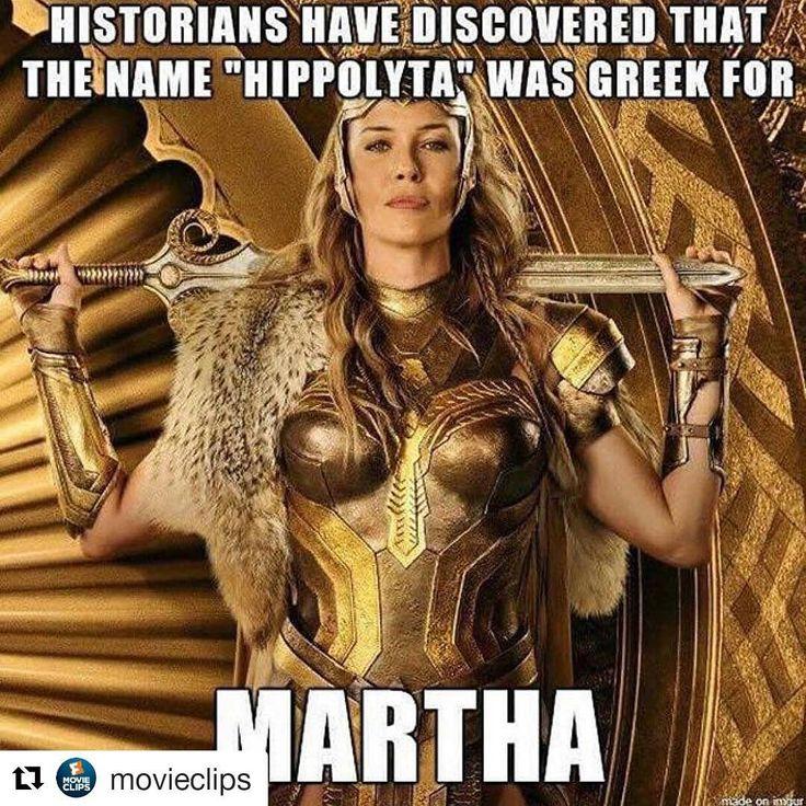 #Repost @movieclips (@get_repost) ・・・ Theory confirmed! �� via @comicbook ⚔️ . . .  #martha #wonderwoman #superman #batman #dceu #dc #dccomics #hippolyta #meme #moviememe #dcmeme #wonderwomanmeme http://misstagram.com/ipost/1543040410997017238/?code=BVp-xQTjMqW