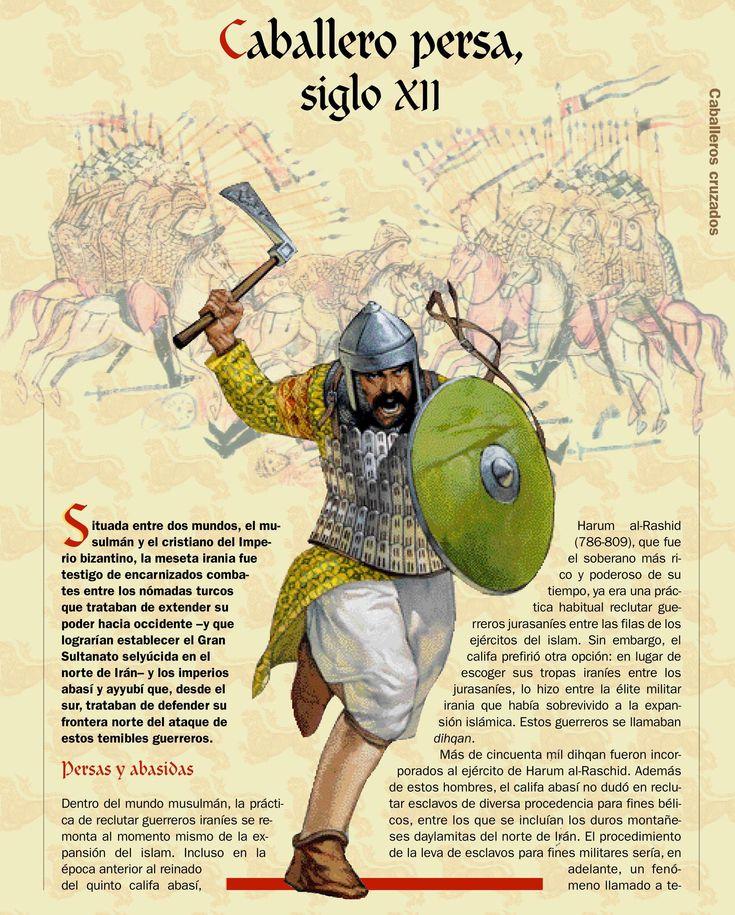Persian cavalryman, XII c.
