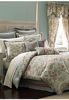 49 best Beautiful Bedding images on Pinterest   Master bedroom ...