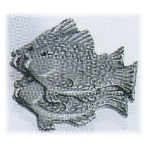 Beau Emenee Decorative Hardware School Of Fish ( Left ) Cabinet Knob