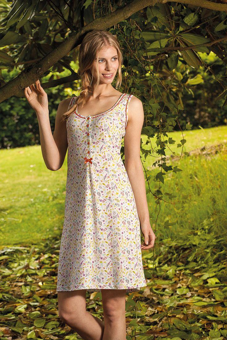 little flowers, little things #señoretta #sleepwear #summer #spring