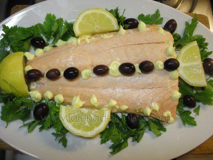 Salmon...issimo (facilissimo, velocissimo, semplicissimo, buonissimo!)