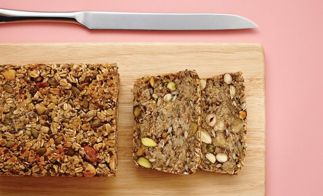 Maple Nut Bread with SEVA Maple Water