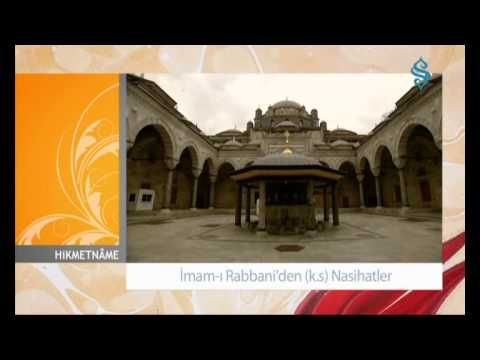 Allah Dostları - İmam Rabbani'den Hayat Dersleri - YouTube