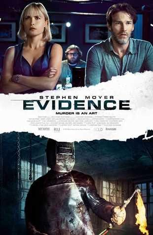 "New Poster and photos from Stephen Moyer's Film ""Evidence"""
